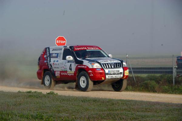 Rally Comarca de Jiloca – Desafío Kobe. Viviendo el Cto. de España de Rallys TT desde dentro