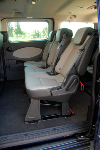 Ford Tourneo Custom 24