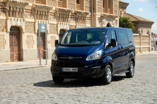 Ford Tourneo Custom 58