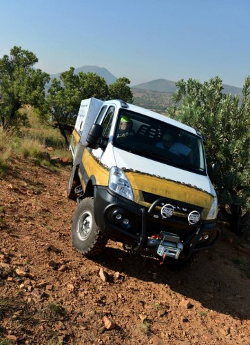 Iveco Daily 4x4 Africa 02