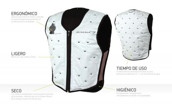 Macna Dry Cooling Vest 01