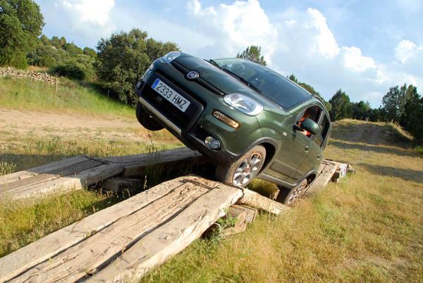 Prueba Fiat Panda 4×4 Climbing 1.3 MultiJet 75CV. ¡Que grande eres, pequeño!
