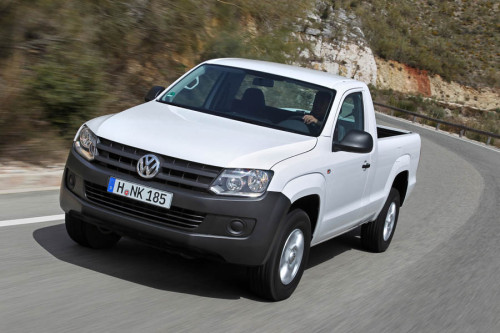 Wolkswagen amarok cabina simple 2