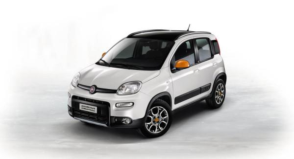 Fiat presenta el Panda 4×4 Antártica