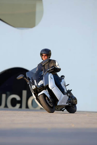 BMW C Evolution 2