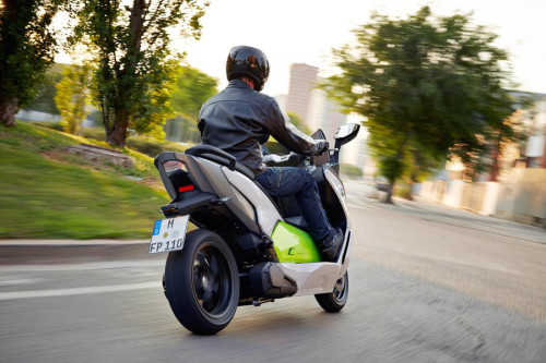 BMW C Evolution 5