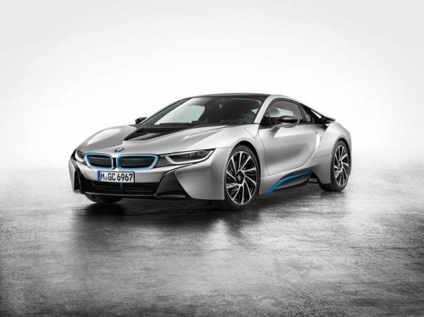 Estreno mundial del BMW i8, el segundo modelo de la nueva marca BMW i.