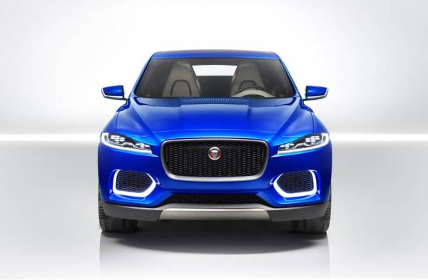 Jaguar desvela el concept C-X17
