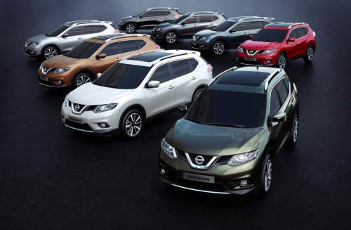 Nissan X-Trail 2014 2