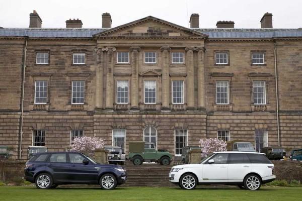 Nuevas tecnologías y más opciones para los Range Rover y Range Rover Sport