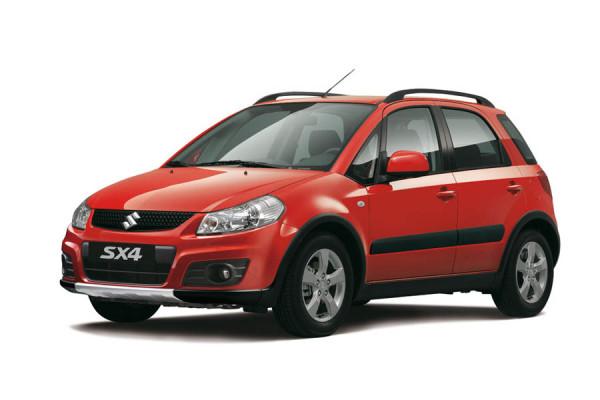 El Suzuki SX4 S-Cross sale a la venta en septiembre
